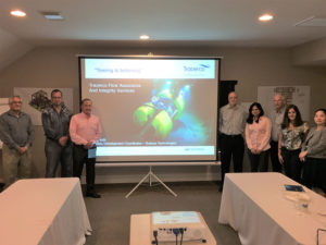 Tracerco presents to the Subsea Engineering team of The Jukes Group